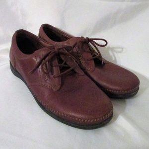 Vintage Women's Leather Dexter Oxfords